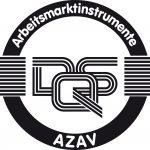 Logo DQS mit AZAV