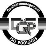 Logo DQS mit ISO